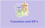 Transition and IEP's