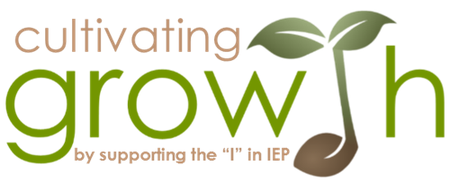 Cultivating Growth Logo with Tagline